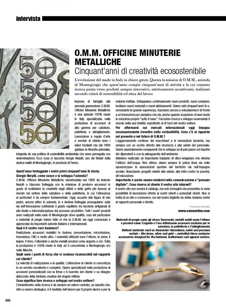 OMM Officine Minuterie Metalliche Adv